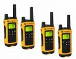 Motorola TLKR T80 EXT QUAD